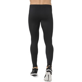asics Silver Running Pants Men black